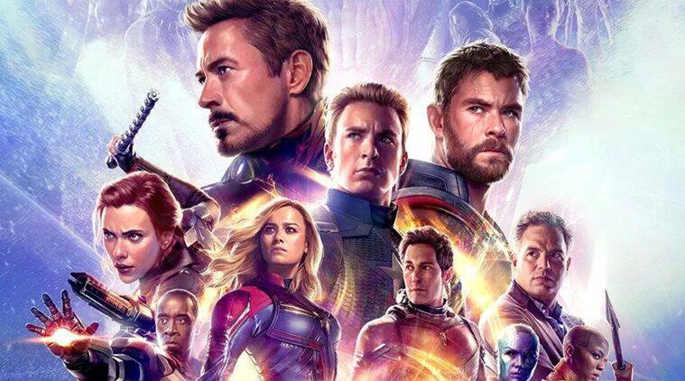 Avengers Endgame worldwide box office collection