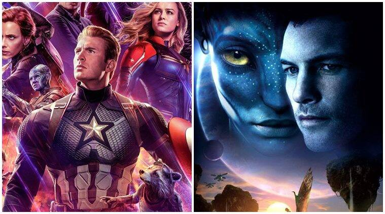 Avengers: Endgame box office overtaking avatar at domestic box office