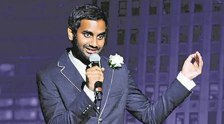 Aziz Ansari, Aziz Ansari show, Aziz Ansari Mumbai, Mumbai Aziz Ansari show, Aziz Ansari sexual misconduct, Aziz Ansari MeToo, MeToo movement, Indian Express, latest news
