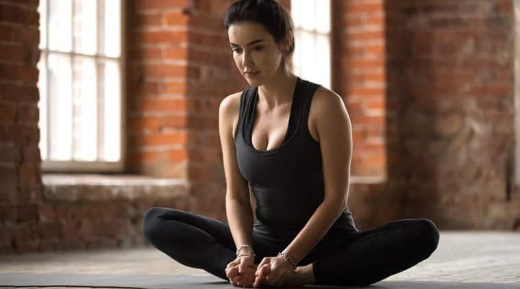 asana, yoga sana, health, summer heat, indian express, indian express news