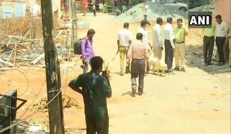 Bangalore-blast-RRNagar-MLA-Munirathna-kills-one