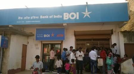 Bank of India swings to profit in Q4 with `252 crore