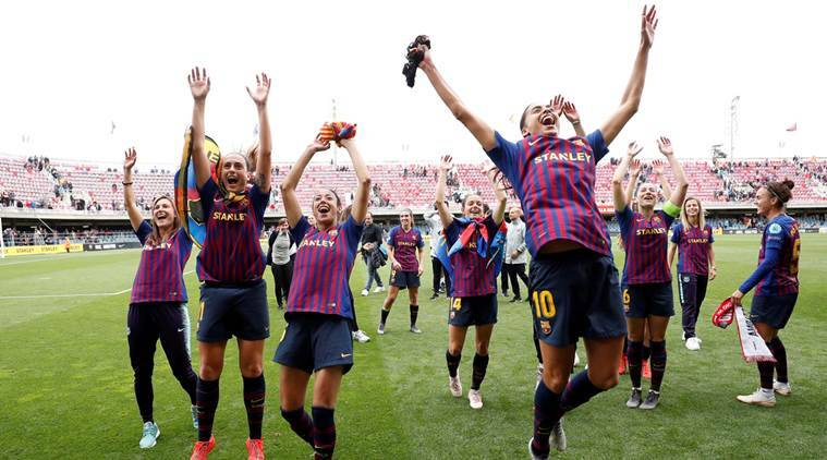 Barcelona look to end Lyon's domination in Women's Champions League
