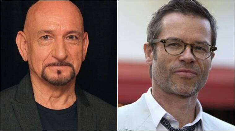 Ben Kingsley and Guy Pearce films