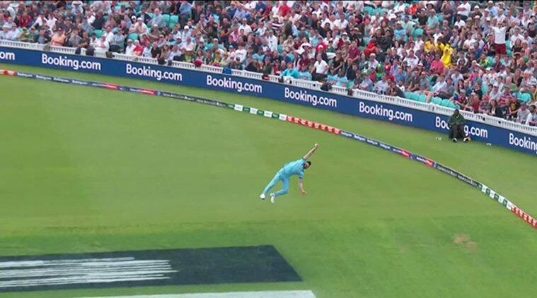 Ben Stokes, Ben Stokes catch, Ben Stokes World Cup 2019 catch, Ben Stokes 89, Andile Phehlukwayo, Adil Rashid, England vs South Africa, South Africa vs England, ENG vs SA, SA vs ENG, Best World Cup catches