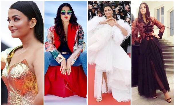 Best photos of Aishwarya Rai Bachchan at Cannes 2019