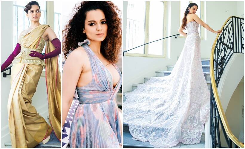 Best photos of Kangana Ranaut at Cannes