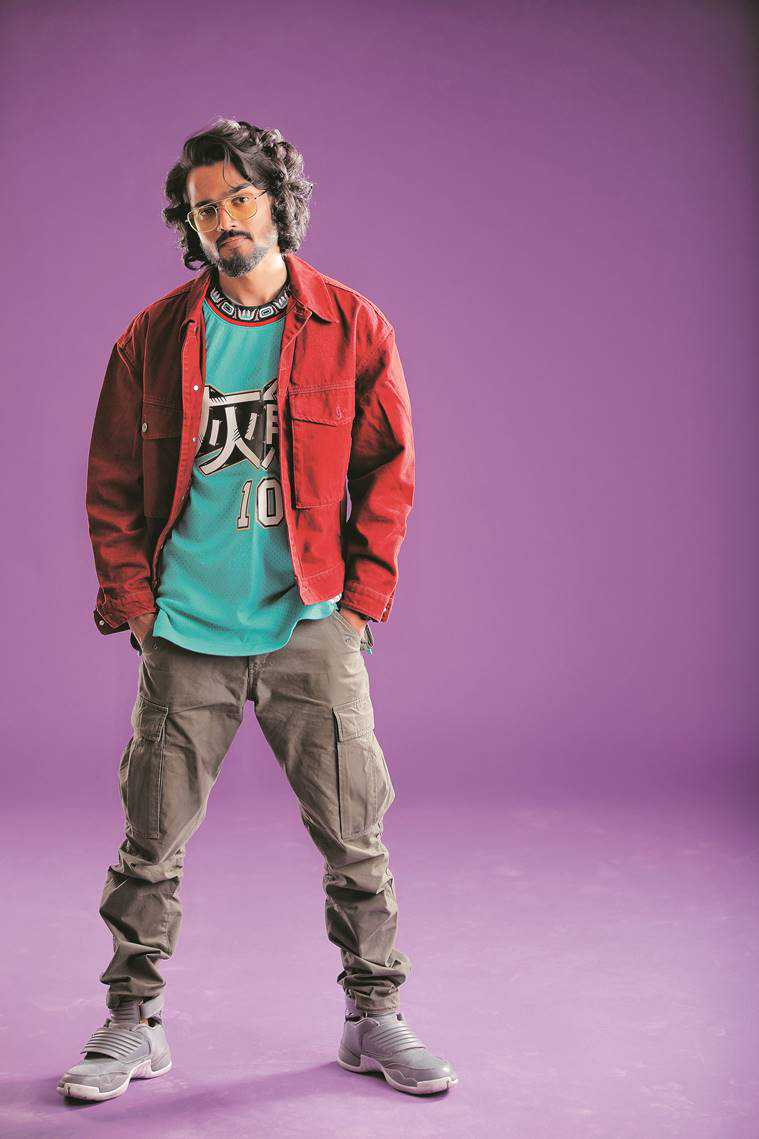 bhuvan bam, youtuber, BB Ki Vines, indian express, indian express news