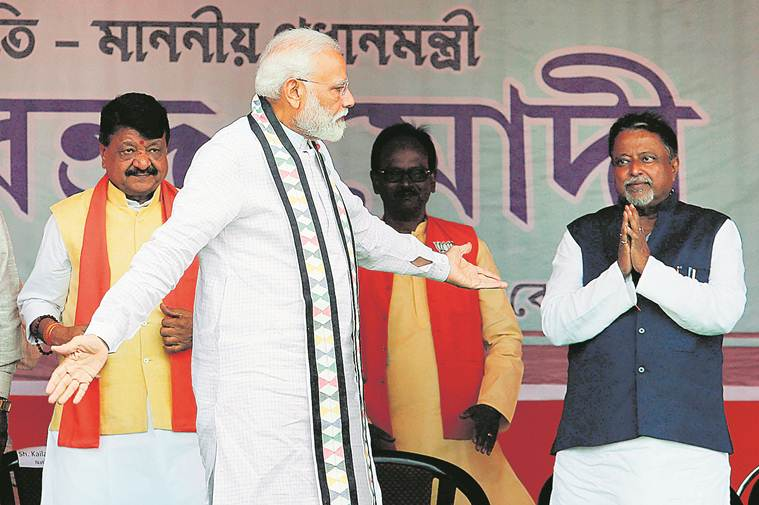 Parivartan: How BJP breached Mamata's Bengal bastion | India