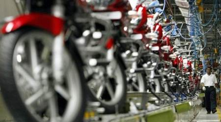 Two-wheeler demand, Two-wheeler sales, bike sales India, india auto industry, Hero MotoCorp, Honda Motorcycle, business news, indian express