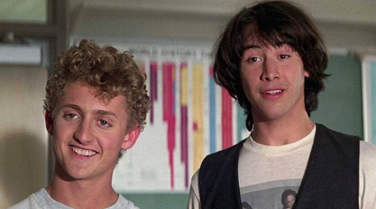 Director Steven Soderbergh doesn't want to 'jinx' new Bill and Ted ...