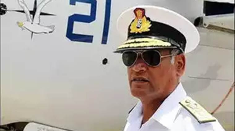 Defence Ministry rejects Vice Admiral Bimal Verma's plea challenging appointment of Navy Chief