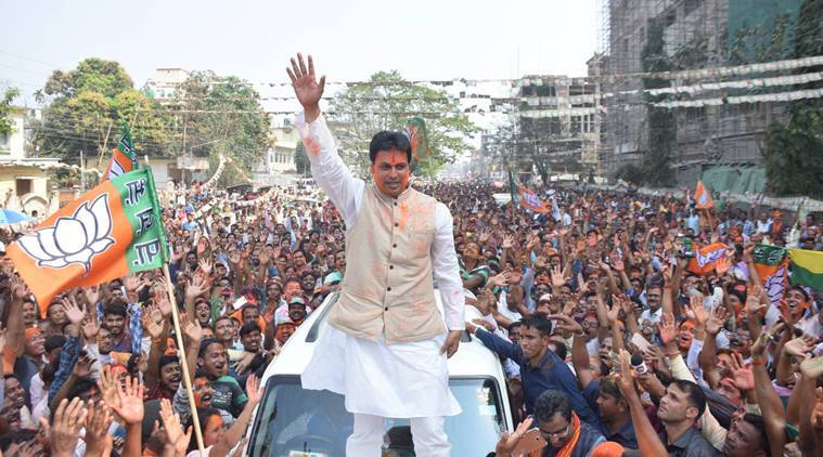 BJP to win at least 23 LS seats in West Bengal: Biplab Deb
