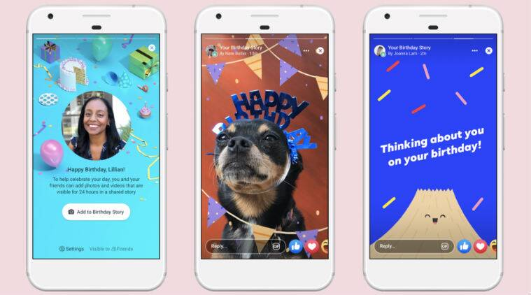 facebook, facebook birthdays, facebook birthday stories, birthday stories, birthday stories on facebook, facebook stories, facebook stories new feature, facebook birthday wishes, facebook birthday cards, facebook birthday cake, facebook birthday bakery