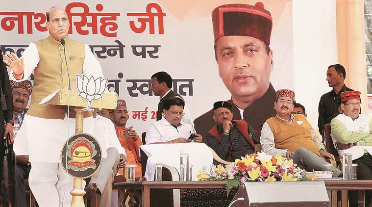 Internal fights mark BJP, Congress campaign in Himachal's four seats