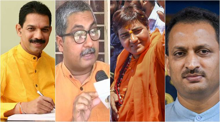 More from BJP join Pragya on Godse, PM Narendra Modi says won't forgive her