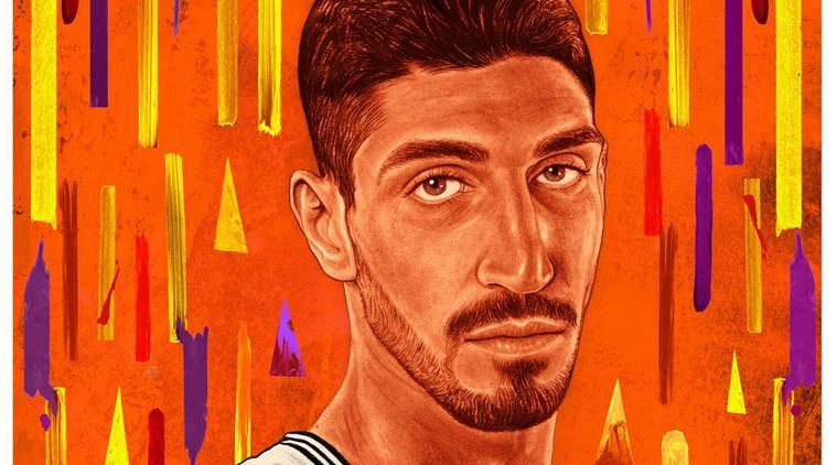 while enes kanter observes ramzan  the world will be