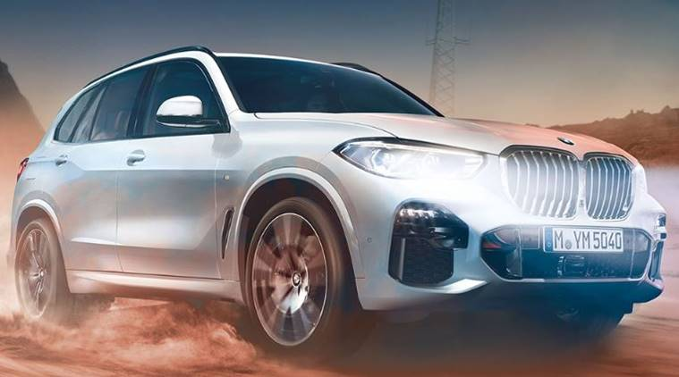 Bmw Launches New X5 Suv In India Prices Start At Rs 72 9 Lakh