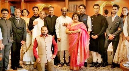 Bollywood at PM Modi swearing in ceremony