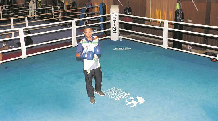 Amit panghal begins with win in world military games
