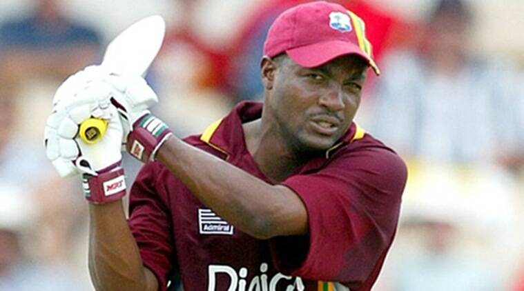 Brian Lara admitted in hospital with chest pain