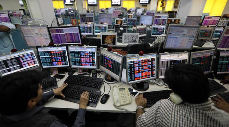 Sensex resumes downward spiral; Bajaj Finance cracks 5 pc