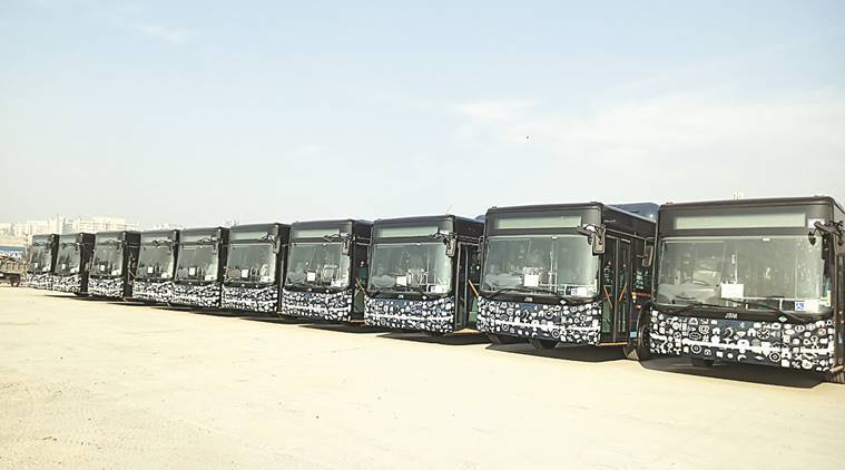 New bus route to cut travel time in Gurgaon