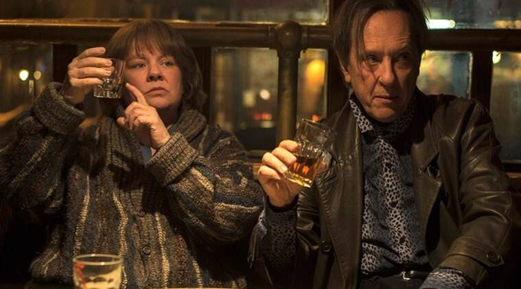 Can You Ever Forgive Me? movie review: Watch it for Melissa McCarthy and Richard E Grant