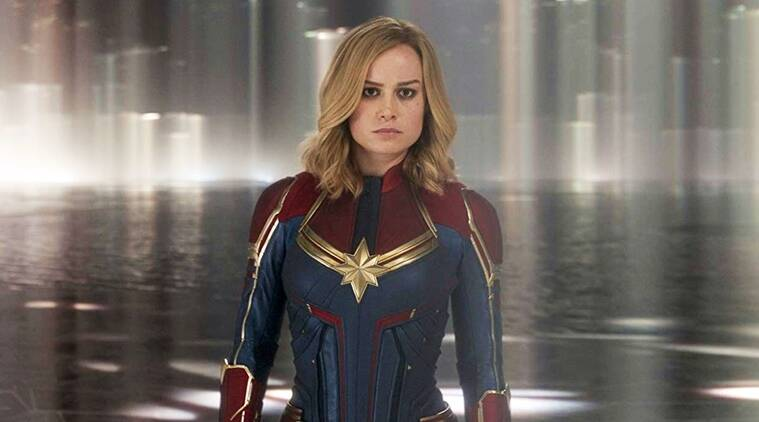 brie larson captain marvel photos