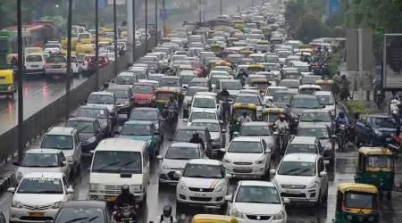 'Mindless honking is so deeply ingrained in the Indian psyche'