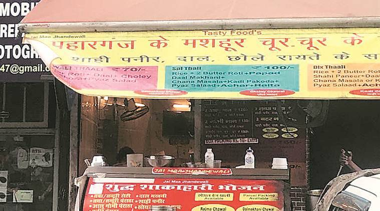 Delhi: Paharganj to court, battle to become master of naan