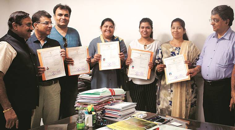 Mumbai: Years after leaving Pakistan, 5 Hindu women officially become Indians