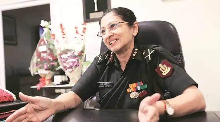 Madhuri Kanitkar takes charge as Major General Medical, Udhampur