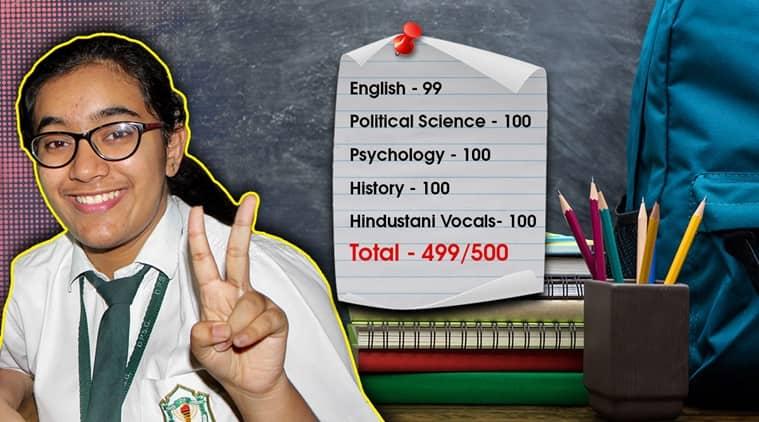 CBSE Class 12 topper Hansika Shukla scores 499/500, blames social