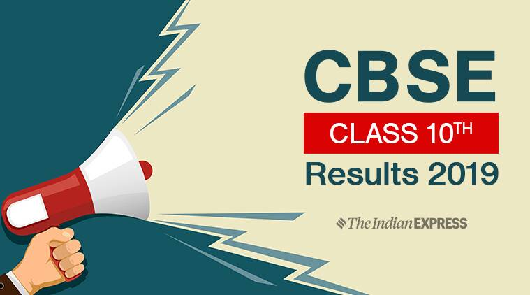 065d7a316 CBSE Class 10th result 2019  When and Where to check