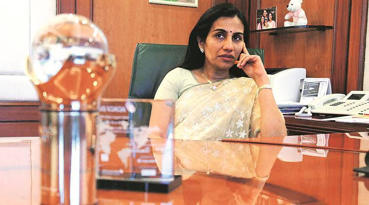 Chanda Kochhar, Chanda Kochhar RBI, Chanda Kochhar essar, Chanda Kochhar essar news, Chanda Kochhar essar mauritius, Chanda Kochhar indian express, indian express Chanda Kochhar. Deepak kochhar, Essar group, Essar Steel Minnesotta, ICICI loan case, ICICI-Videocon case, Videocon, Venugopal Dhoot, ED searches, Indian express