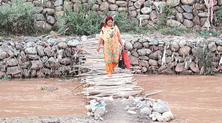Week after basic amenities promised, Gumthala residents still await response from govt