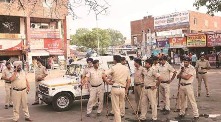 chandigarh police, Police Complaint Authority, dda, delinquent police cops, chandigarh news, indian express