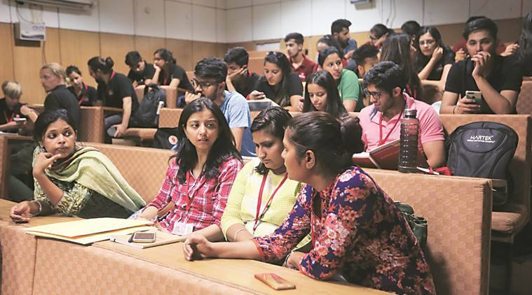 Chandigarh: 43 students attend workshop, think of ways to re-energise sectors