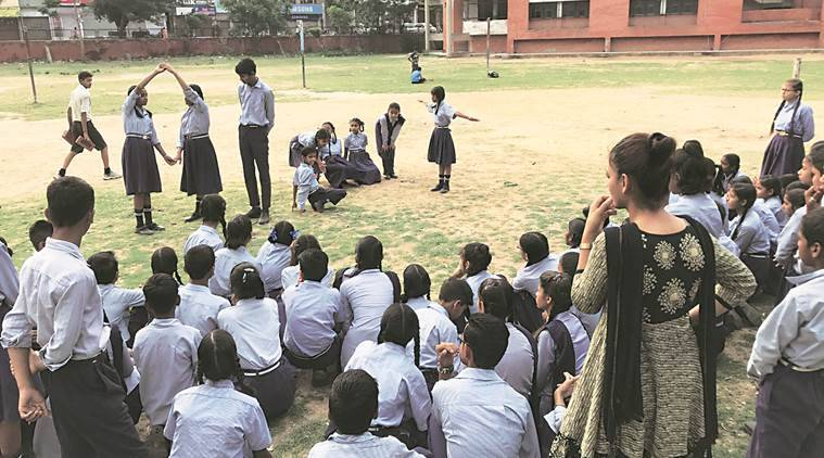 Theatre workshops to highlight the creative side of govt school students in Chandigarh