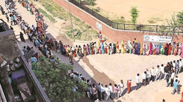Chandigarh celebrates democracy with turnout of 70 per cent