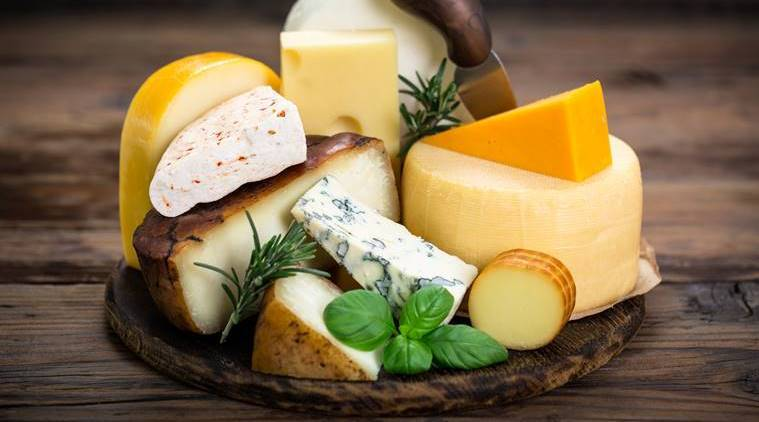 cheese, dairy product, world asthma day, world asthma day 2019, indian express