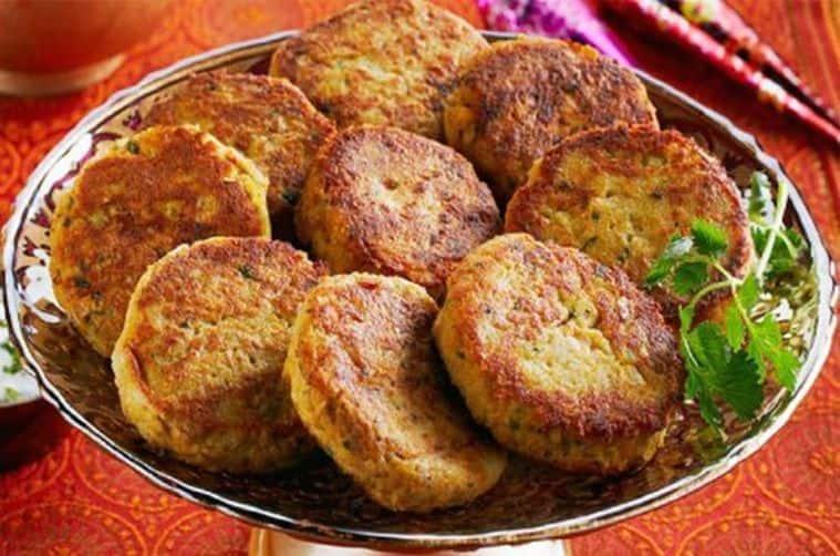 chicken shami kebab, iftar, iftar recipe, ramadan, ramzan, food recipe, indian express, indian express news