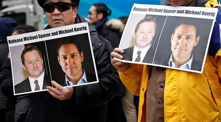 China, canadians arrested, china canadians state secrets, xi jinping, Justin Trudeau, Michael Kovrig arrested in china, Michael Spavor arrested in china,