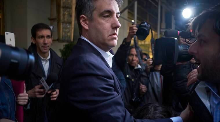 Michael Cohen, by turns lawyer and witness, becomes an inmate