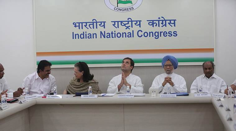 Rahul Gandhi, Rahul Gandhi Congress, What went wrong in Congress, Congress lost, Rahul gandhi future, Congress 2019 elections, Priyanka Gandhi, Elections 2019, 2019 Elections Congress, BJP, Modi Rahul, Rahul Modi 2019, Rahul Gandhi Elections 2019, Lok Sabha Elections 2019, 2019 Lok Sabha Elections Congress, Rahul Gandhi Amethi, Priyanka Gandhi Congress, Indian Express, Latest news