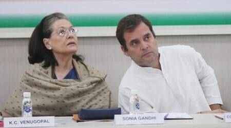 After poll loss, CWC rejects Rahul's resignation, urges him for Congress' complete overhaul
