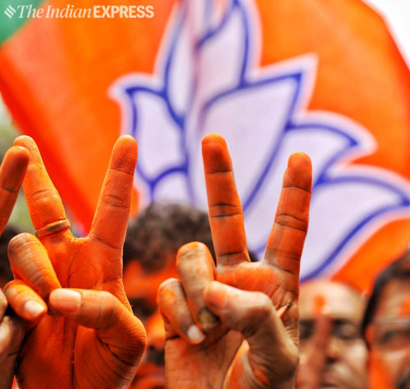 bjp, bjp lok sabha elections, bjp lok sabha election result, lok sabha election results, election results, election results 2019, bjp victory, bjp seats, bjp result, eciresults.nic.in, eci.gov.in, results.nic.in, result.eci.gov.in, lok sabha election result 2019, elections 2019, election live news