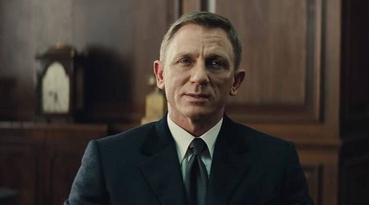 Bond 25 shooting suspended after Daniel Craig's injury