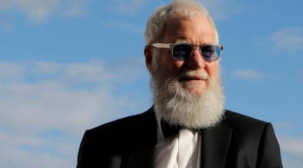 David Letterman photos